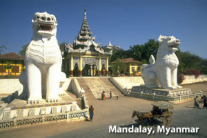 Myanmar Proposed Travel Itineraries