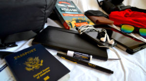 Business Trip - Check What You Have Packed