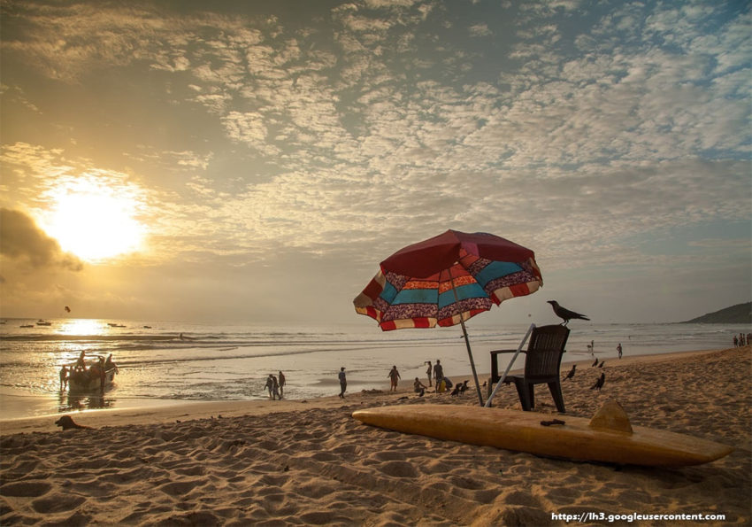 Goa Beach Tour Offers Adventure and Beauty in Many!