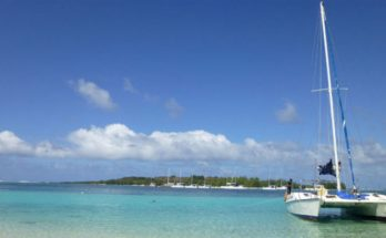 Catamaran - A Luxury Floating Vessel